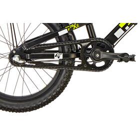 s'cool faXe 18 3-S - Vélo enfant - alloy noir